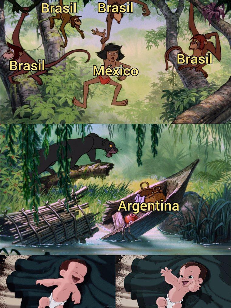 The jungle book - meme