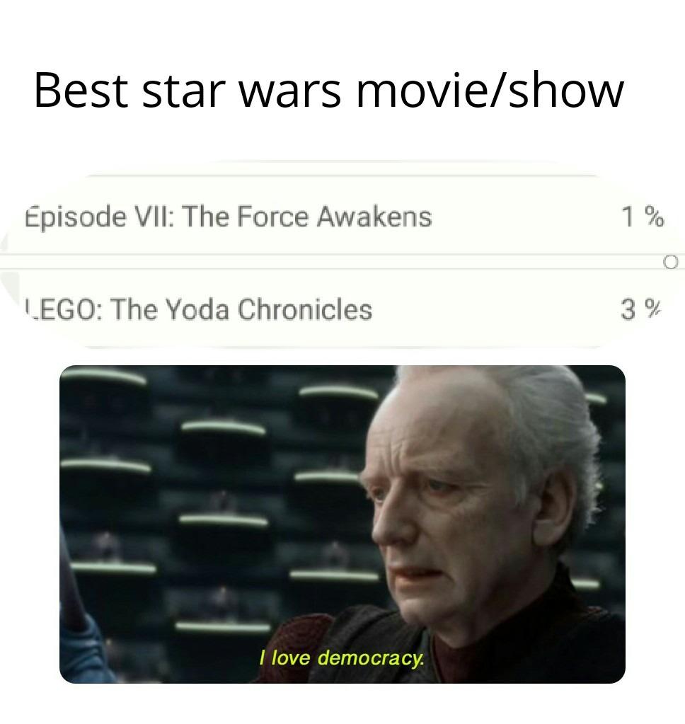 I love the republic - meme