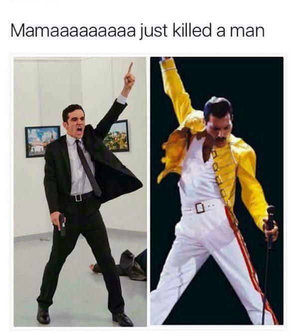 Put a gun against his head... - meme