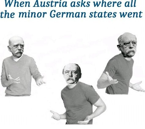Oh Bismark - meme