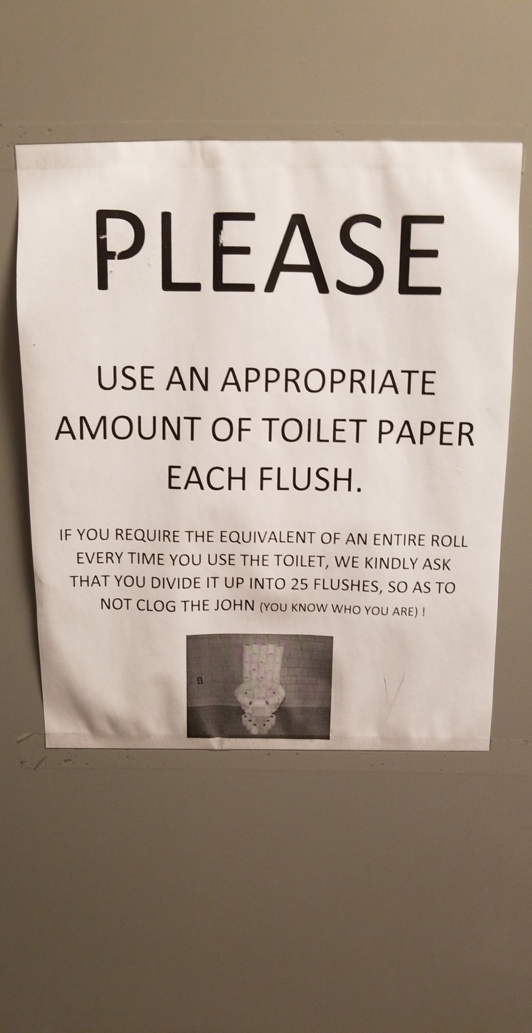 Poopin' at a local business - meme