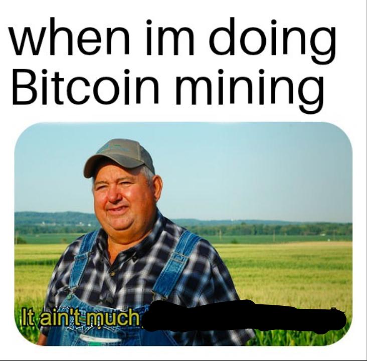 Dig dig dig - meme