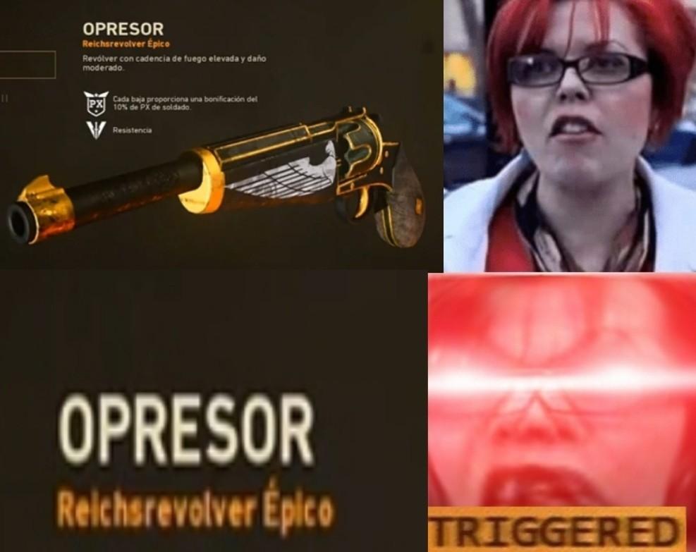 Opresor - meme