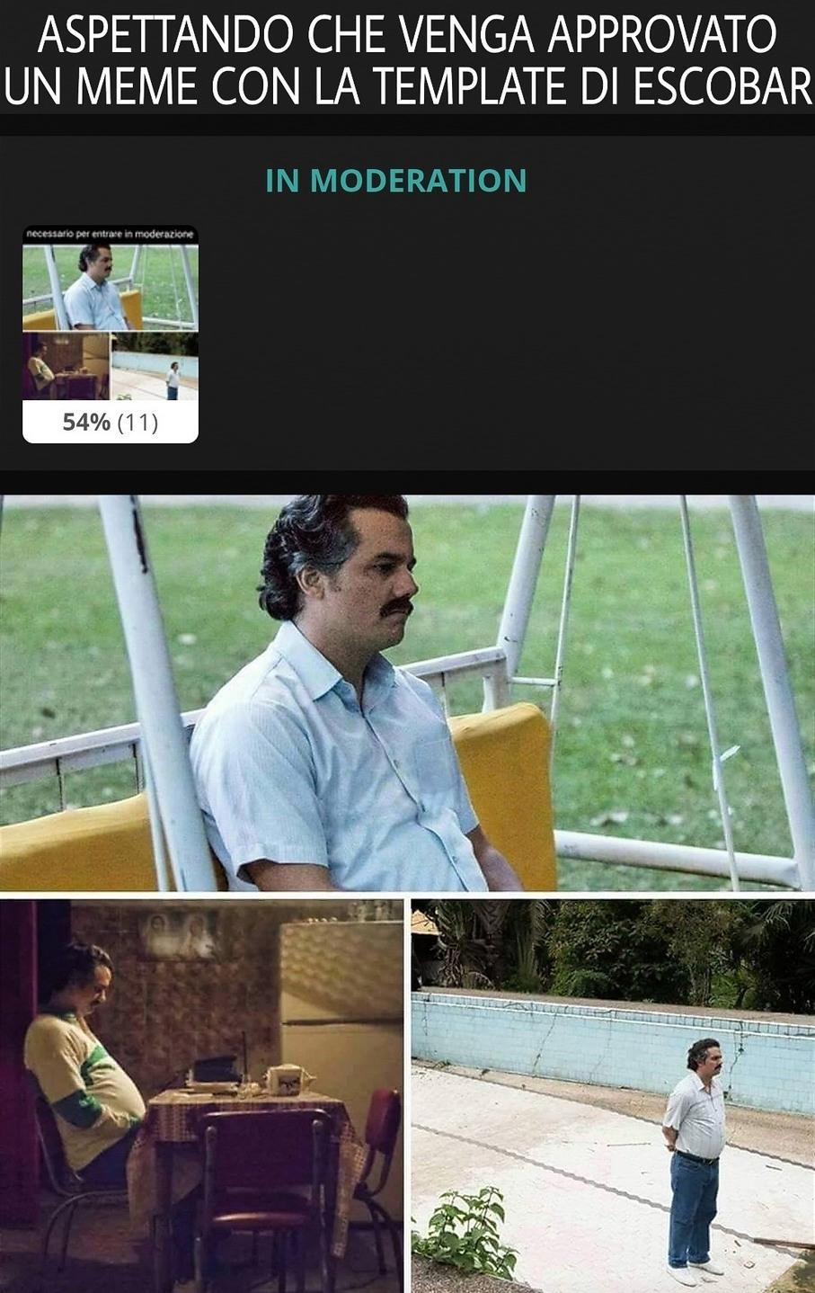 Lunga e speranzosa attesa - meme