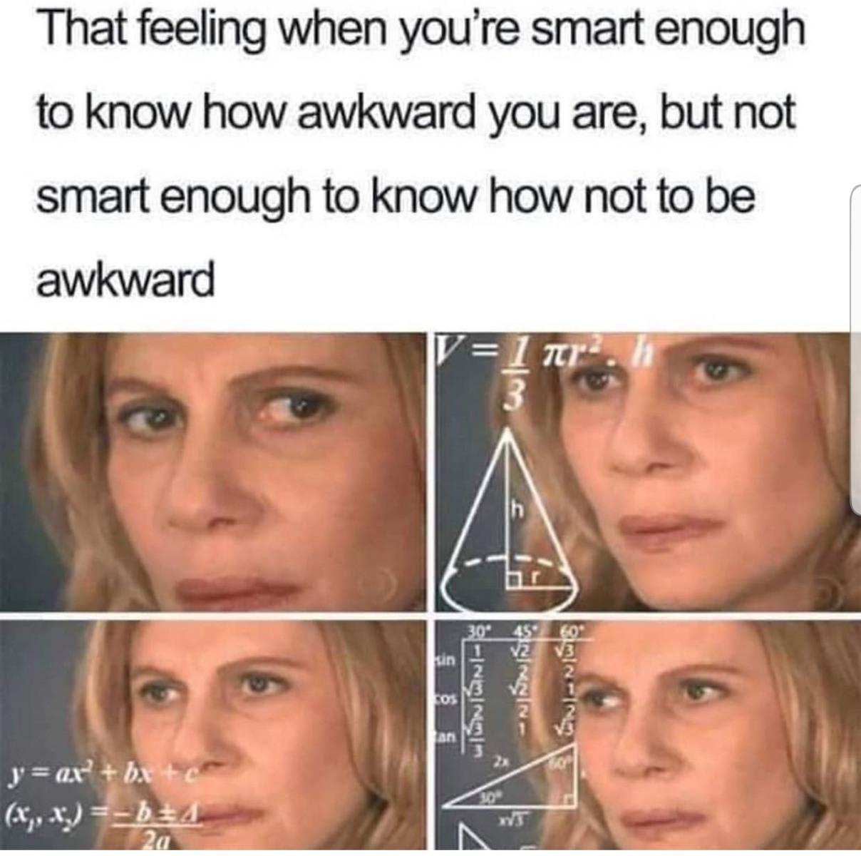 I feel like this describes me pretty well - meme