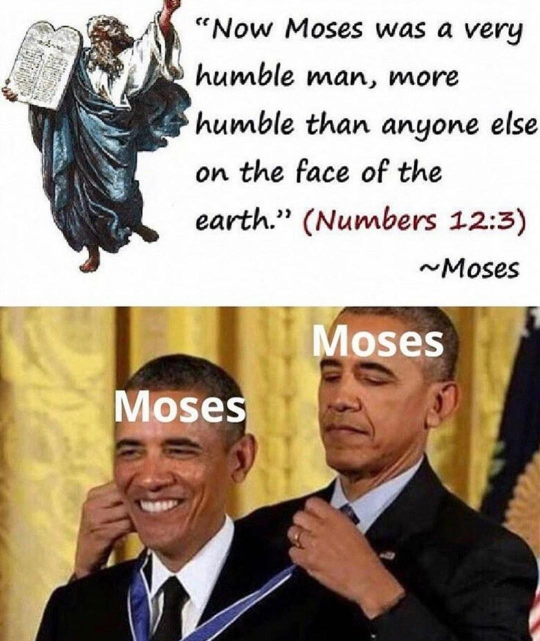 Humility - meme