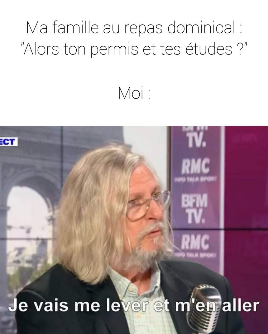 Évolution - meme