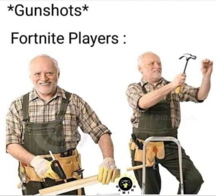 Fortnite deserves death - meme