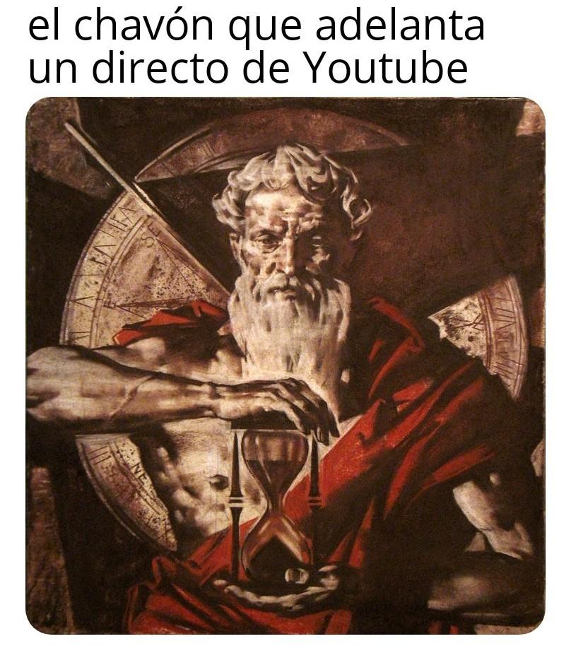 Es un dios griego - meme