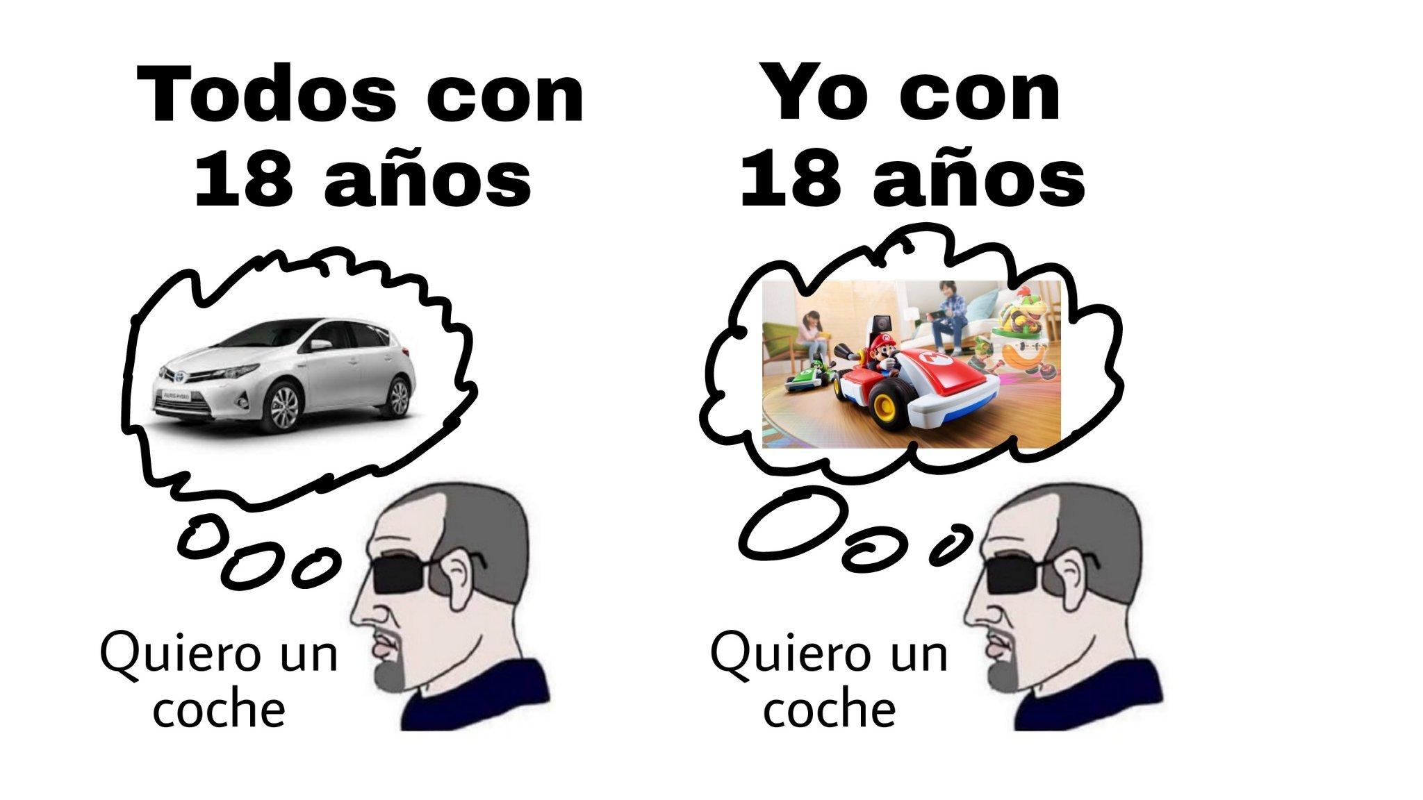 Buenardo el Mario Direct - meme