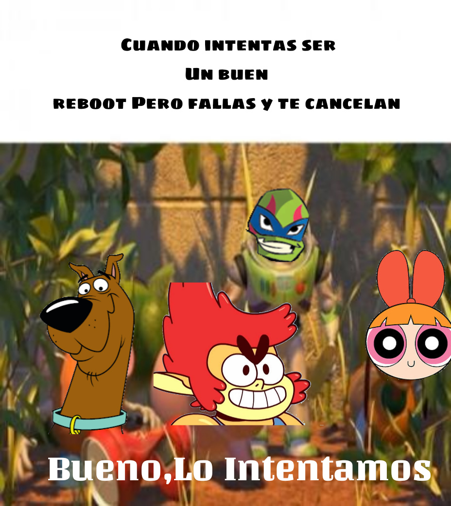 Tortugas ninja 2012 sigue siendo genial :) - meme