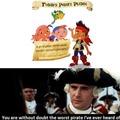 Woke Pirates be like