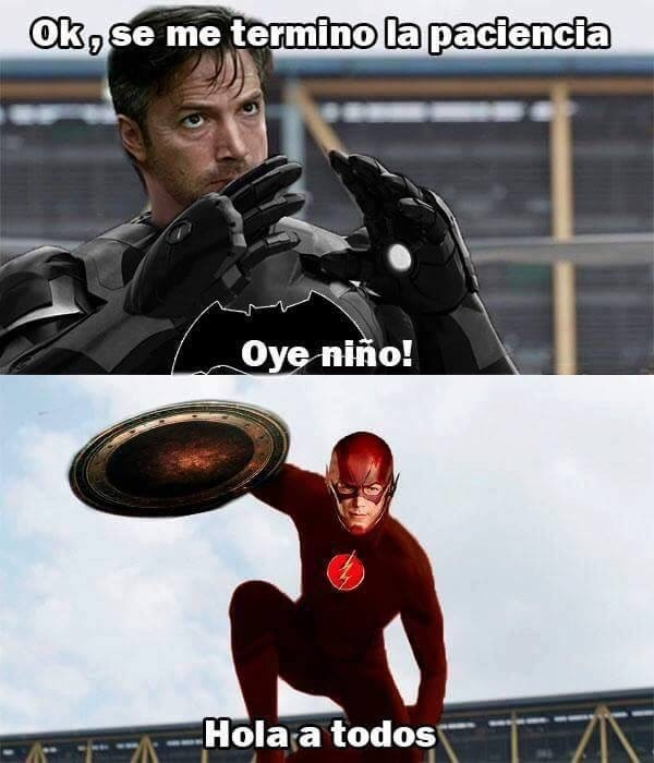 Ste Flash - meme