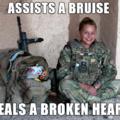 Good girl medic can heal me *megusta*