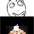 mi mancava fare dank memes su apple
