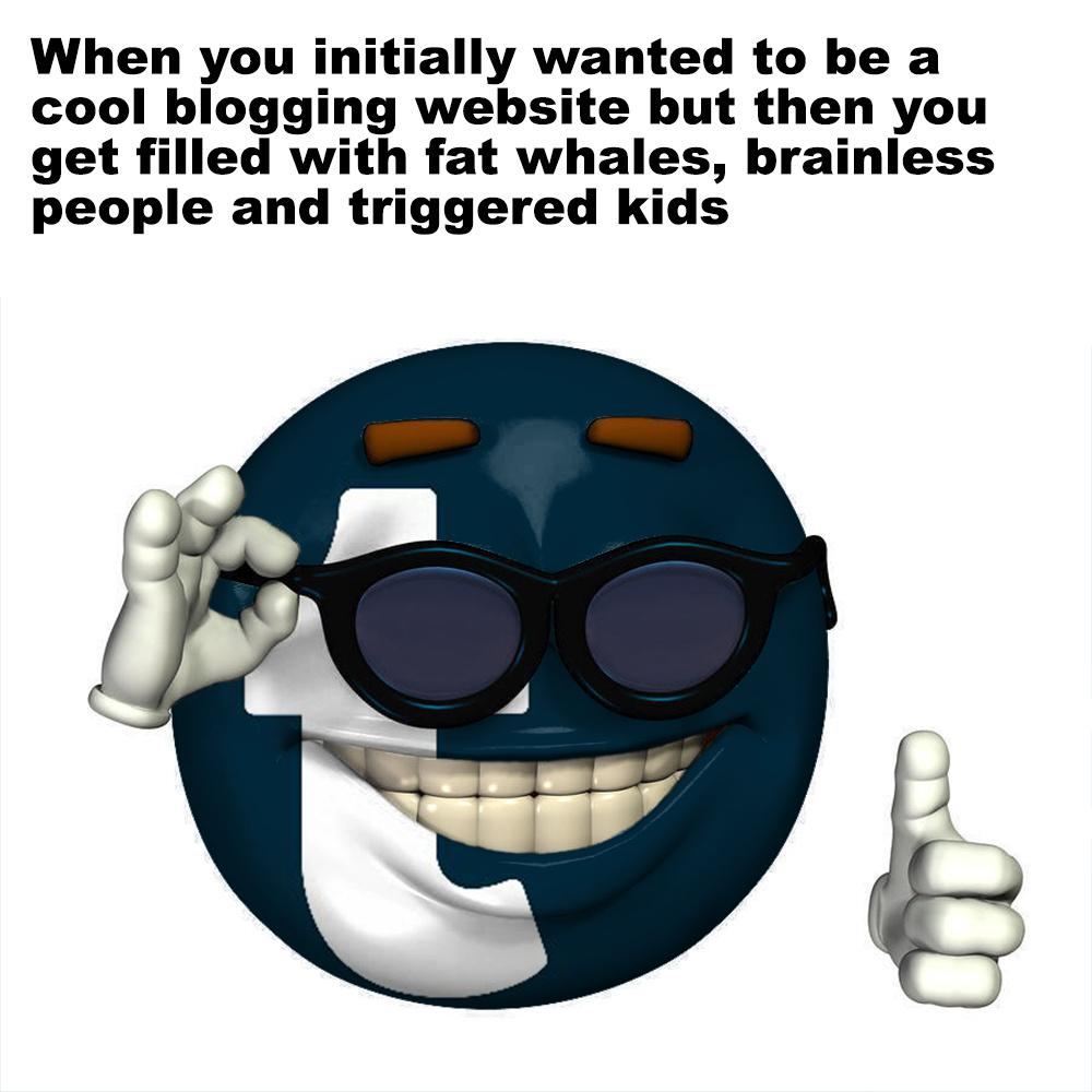 Tumblr in a nuthsell - OC - meme