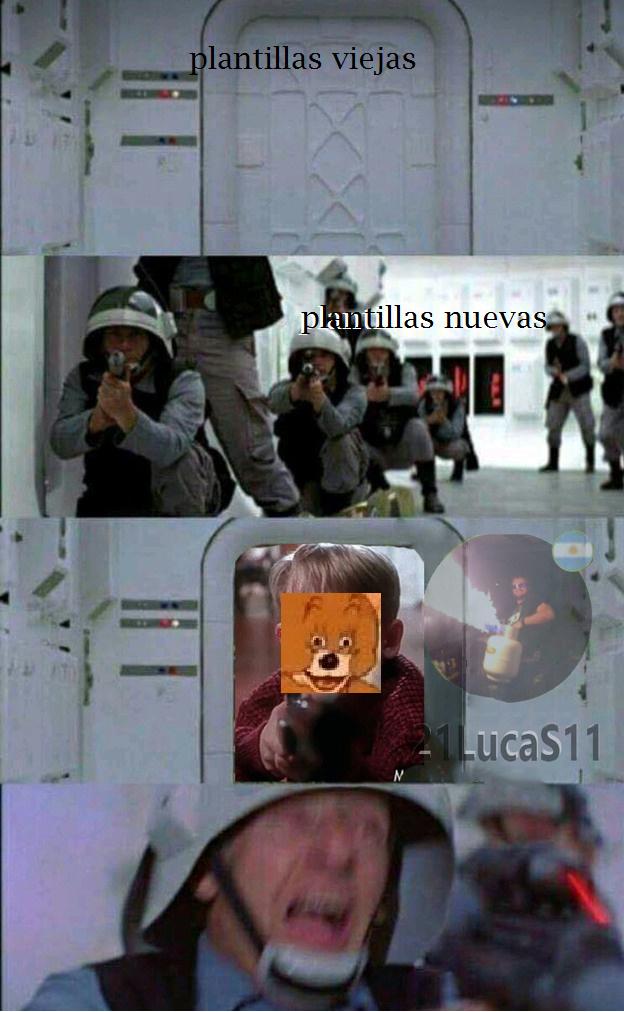 vatallas de plantillas - meme