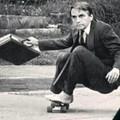 Bolsonaro de skate