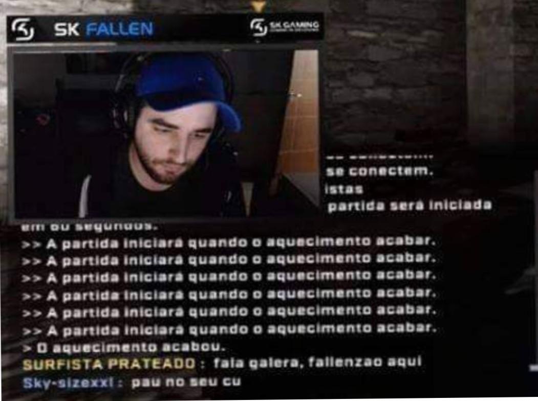 Fallenzao - meme