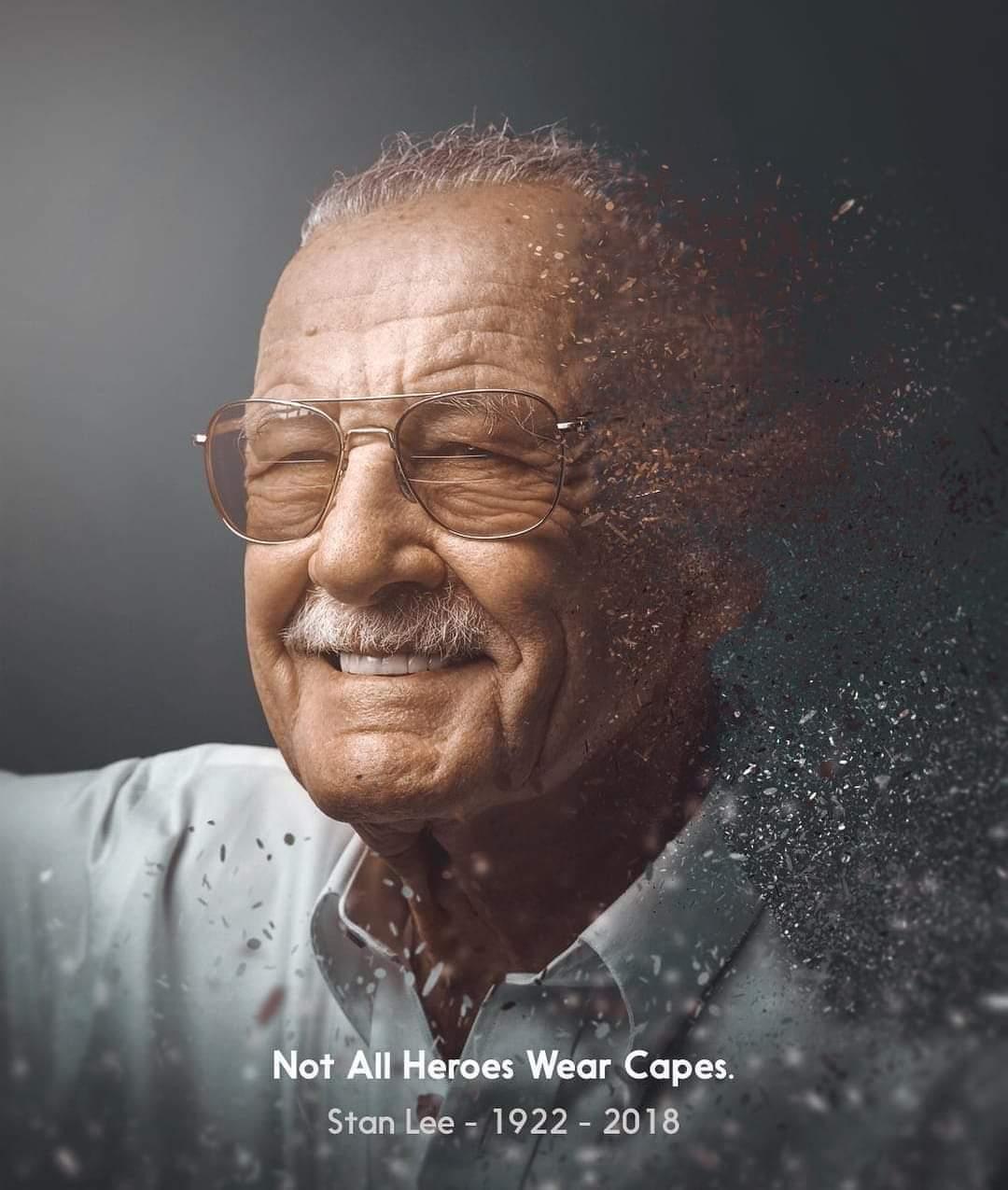 Rip Stan Lee - meme