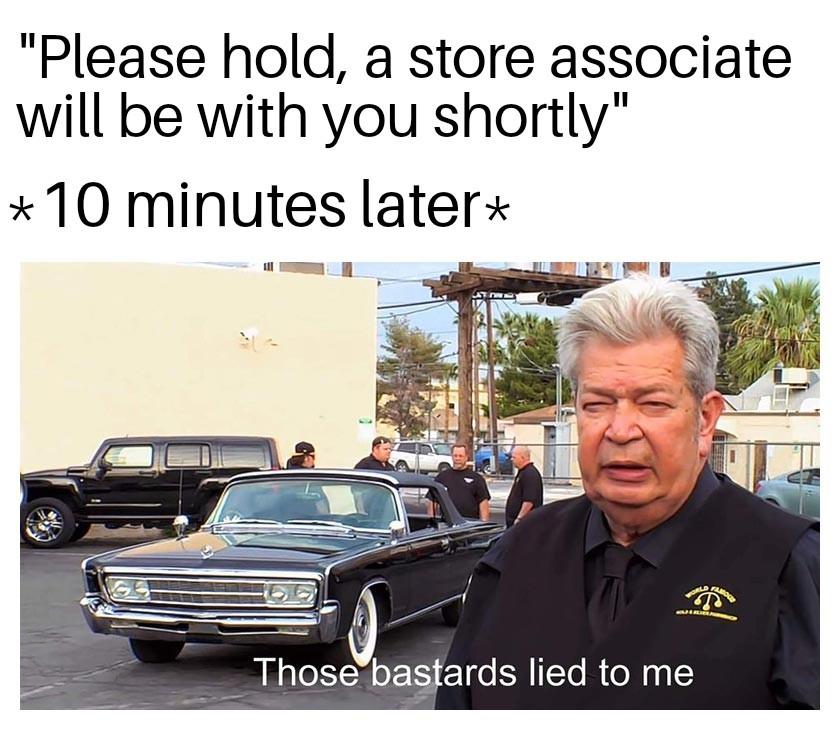 Best Buy today SMH - meme