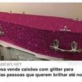 caixão da barbie
