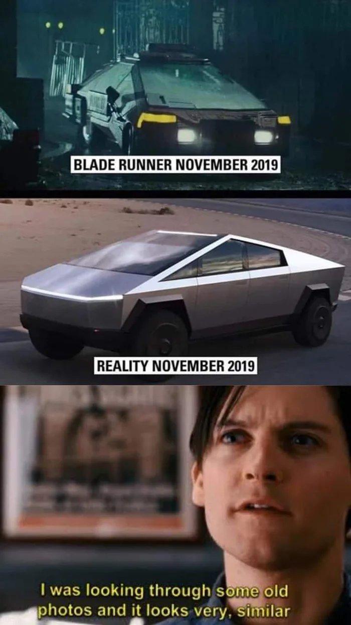 Strangely familiar - meme