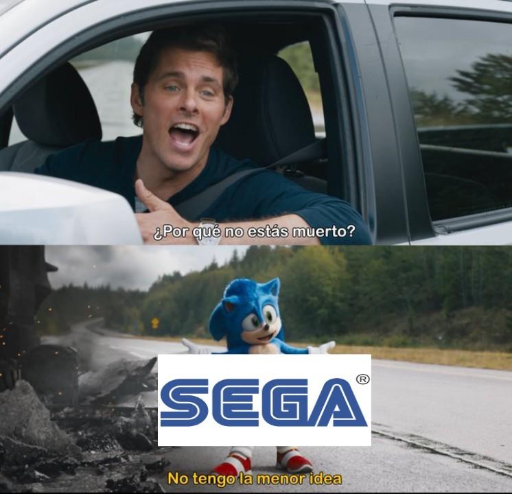Sega - meme