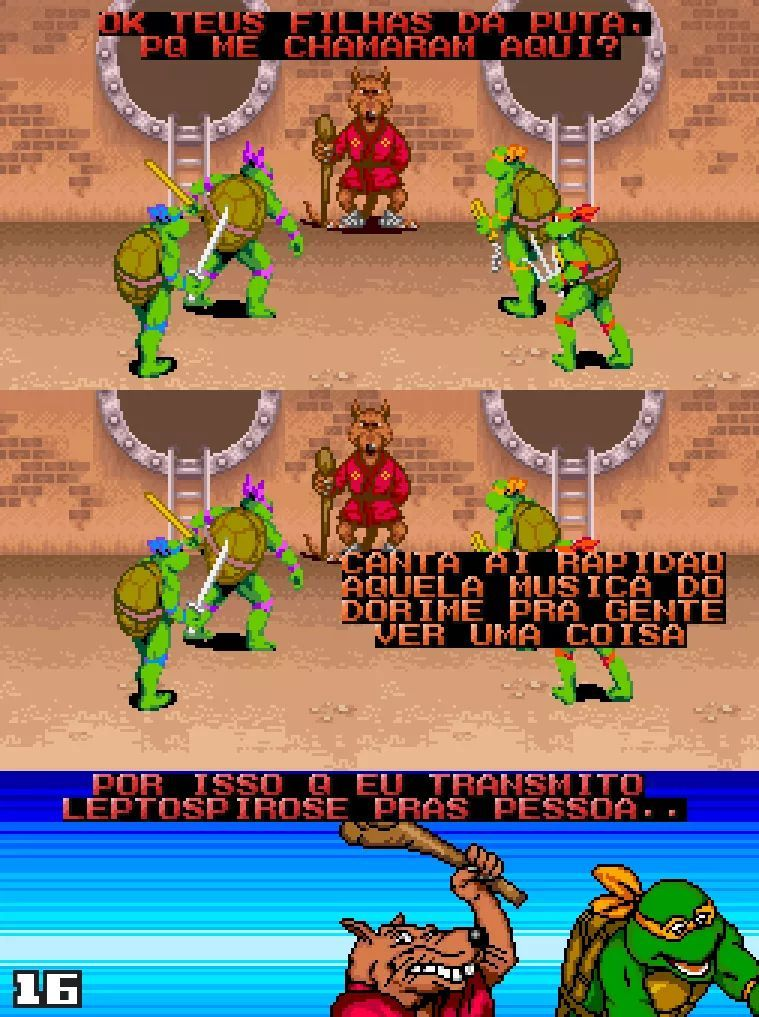 Battletoads - meme