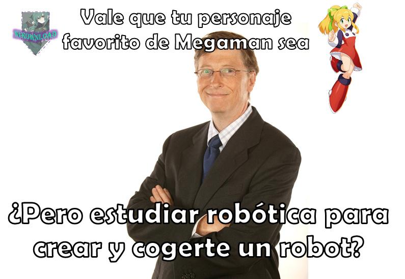 Alto robofilico - meme