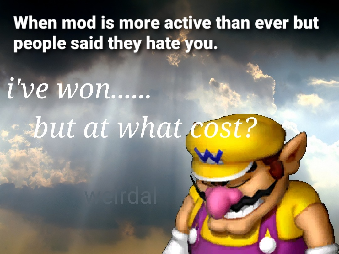 It's over it's all over. We won for now. - meme