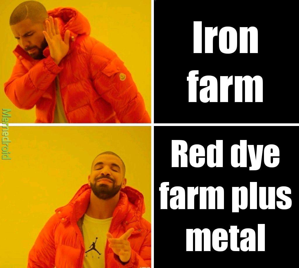 Dye - meme