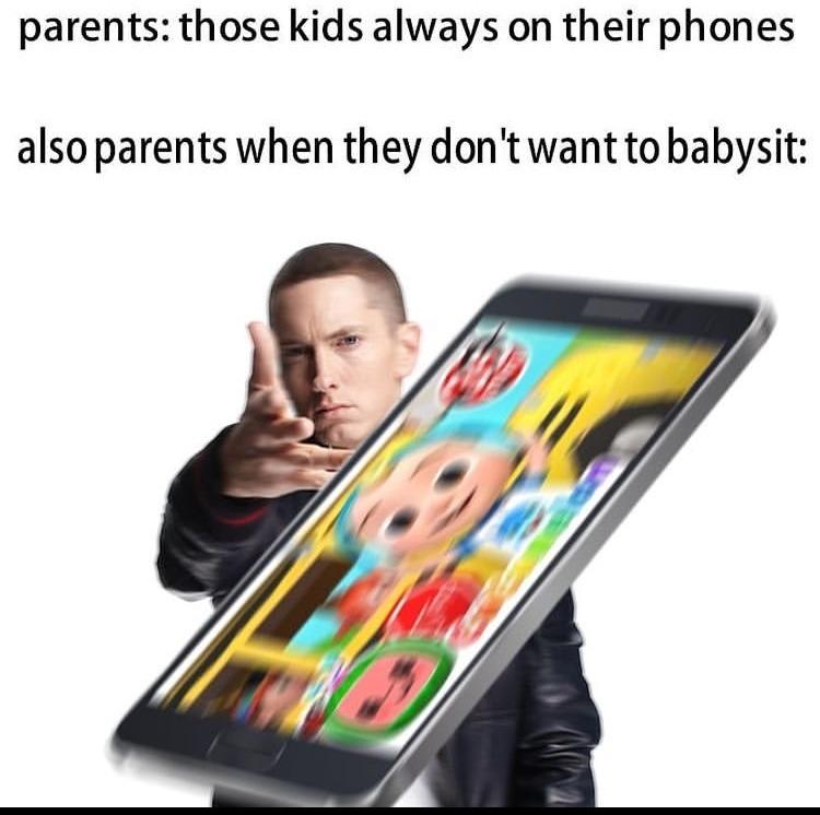 phone - meme