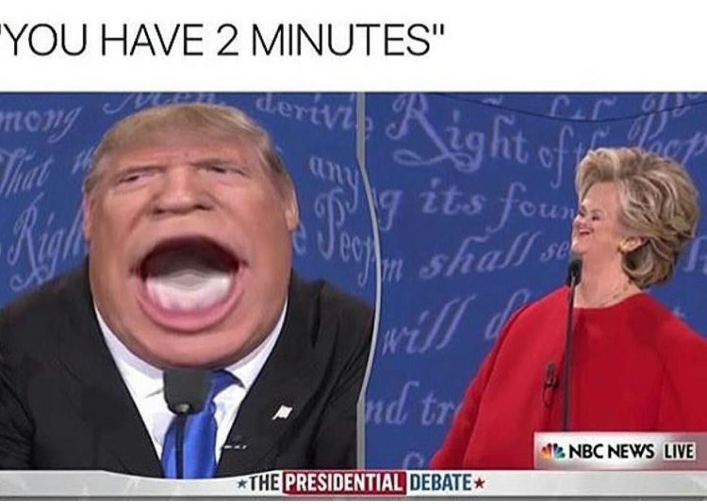 57eea8ba1b4c2 there havent been enough memes from the debate meme by hasdemas7