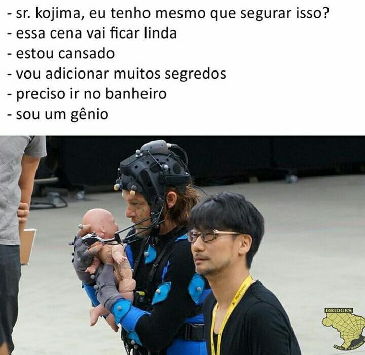 O kojigenio - meme