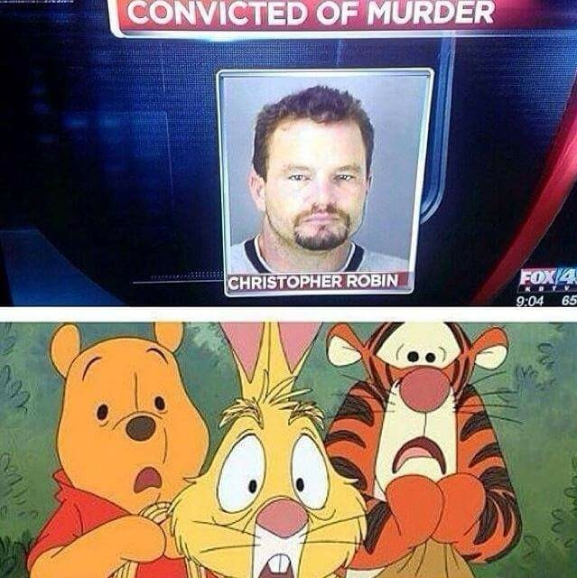 Oh bother... - meme