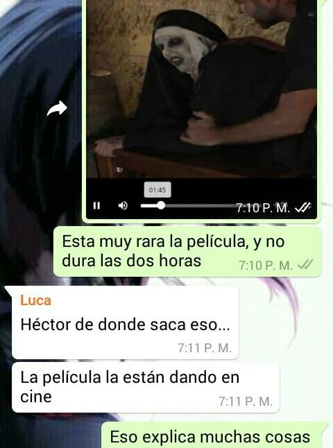 La Monja ( ͡° ͜ʖ ͡°) - meme