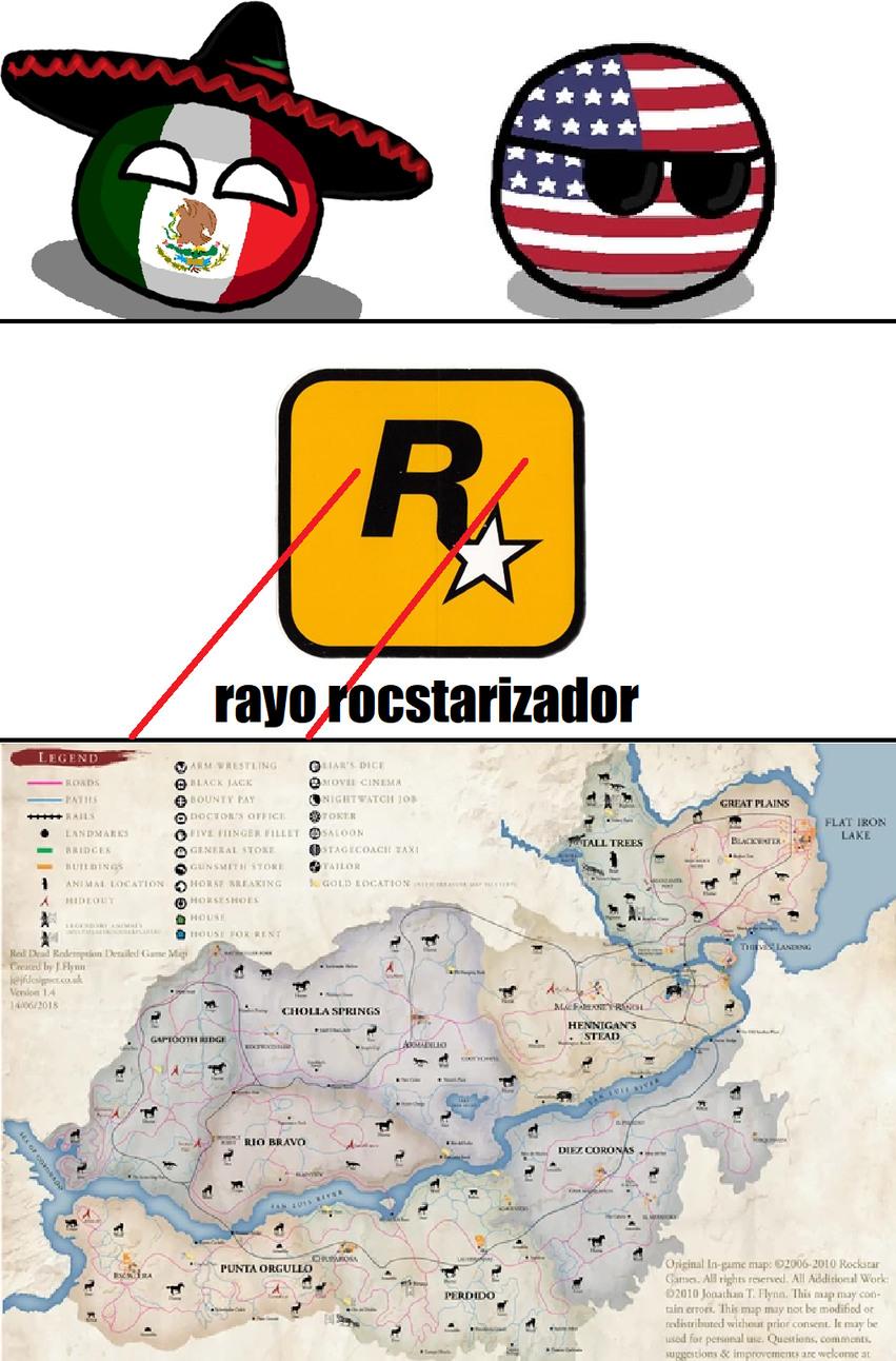 RDR1 - meme