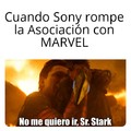 Marvel vs Sony