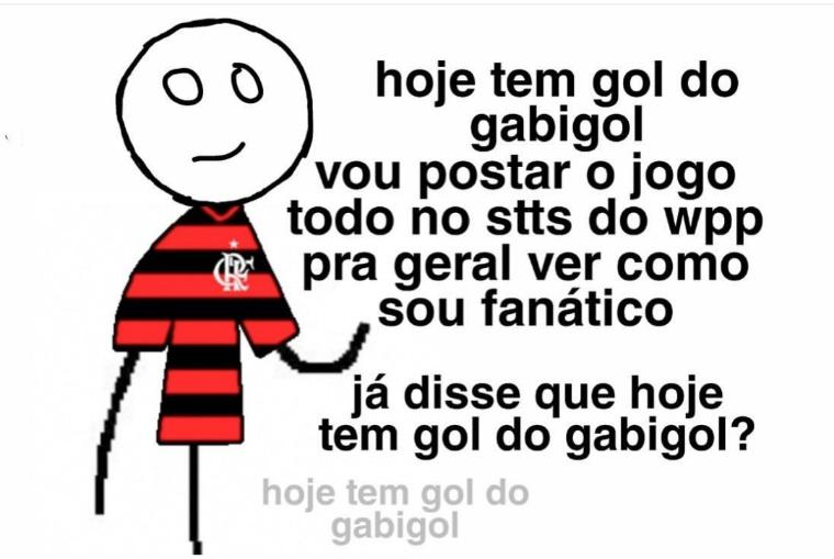 Gabigol - meme