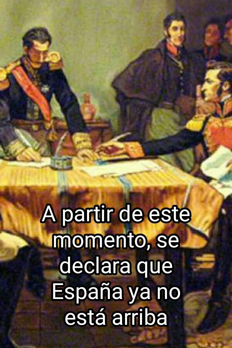 Arriba Latinoamérica - meme