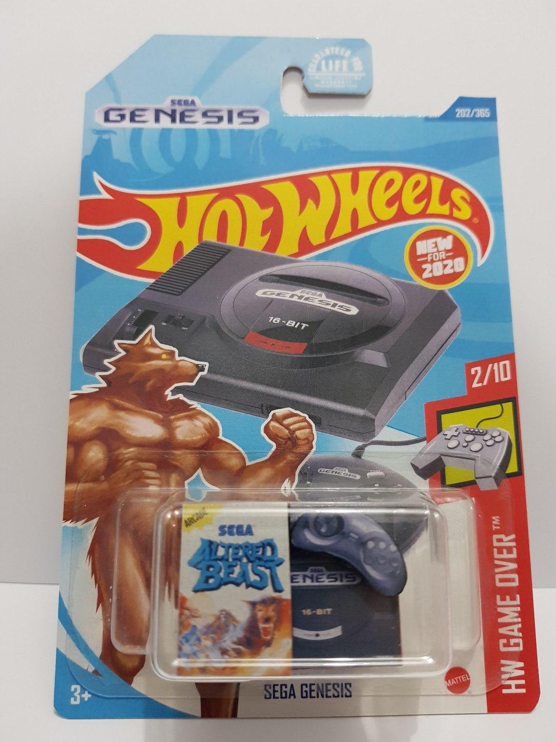 Sega génesis hotwheels - meme