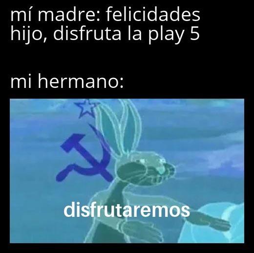Nuestra - meme
