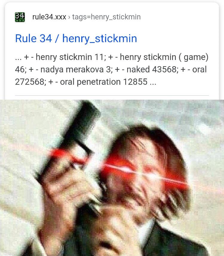 Profanaron a Henry :why: - meme
