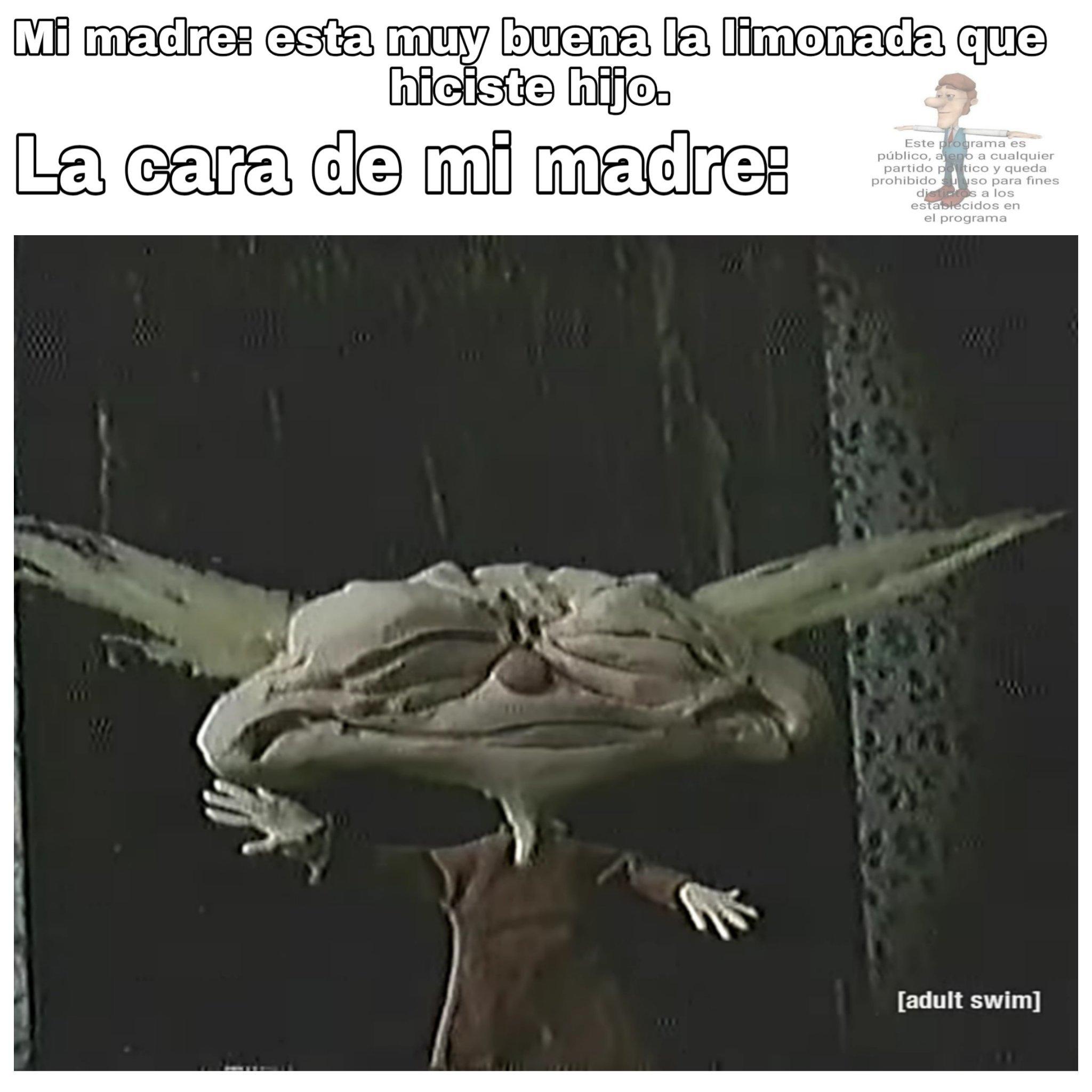 Poco limon - meme