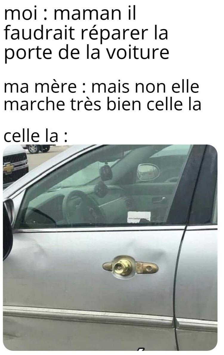 Maman... - meme