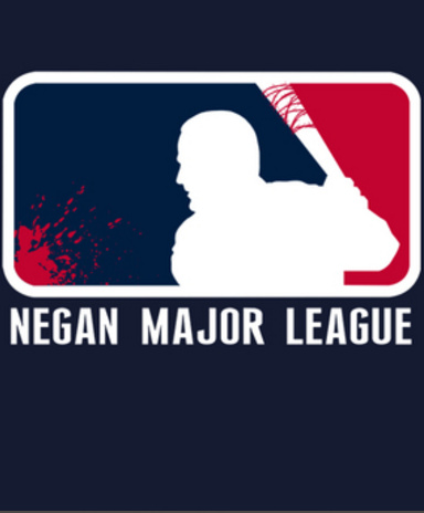 Negan, ancien joueur de base-ball pro
