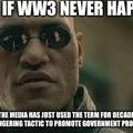 WW3 scare... again?