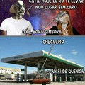 Gasolina vei