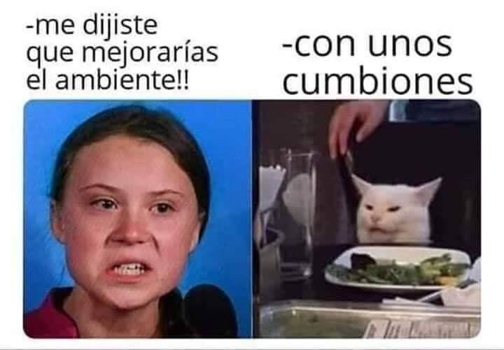 A huevo.... UN PINCHE CUMBIÓN BIEN LOCO - meme